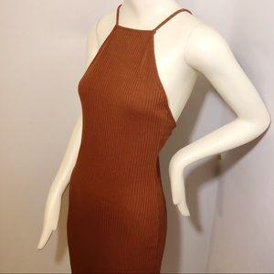 Charlotte Russe Dresses - Charlotte Russe brown dress